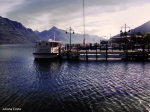 Queenstown Lake wakatipu - boat